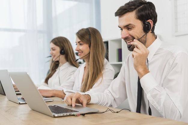 Outbound call center Canada